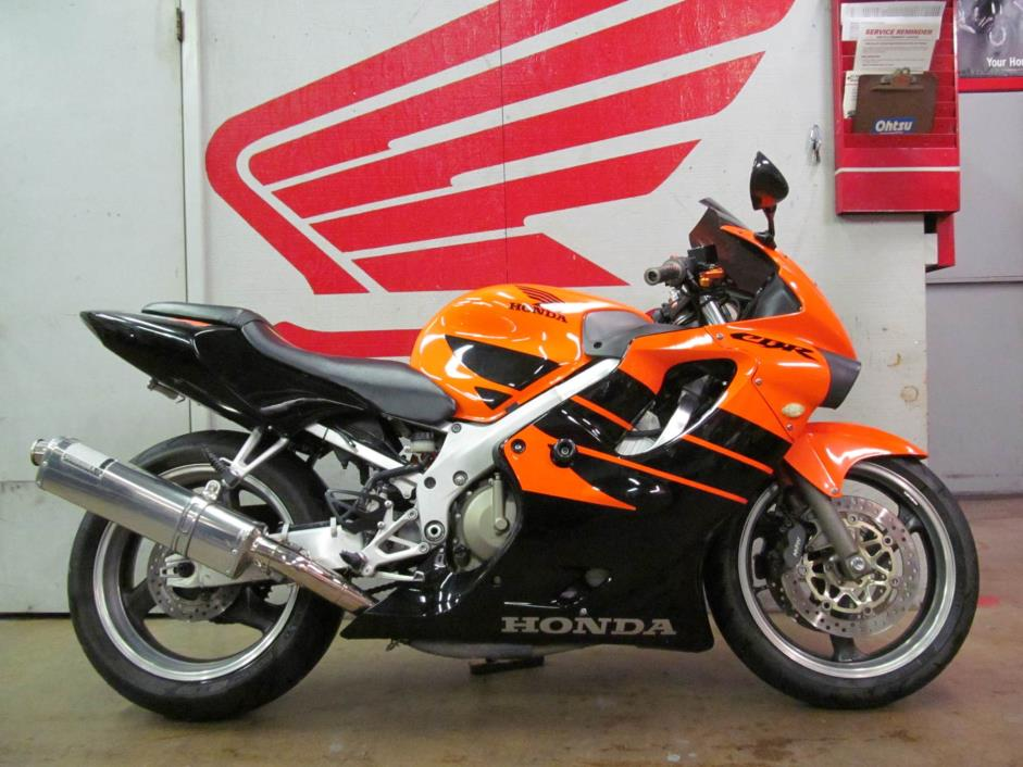 2000 Honda Cbr 600 F4 Motorcycles For Sale