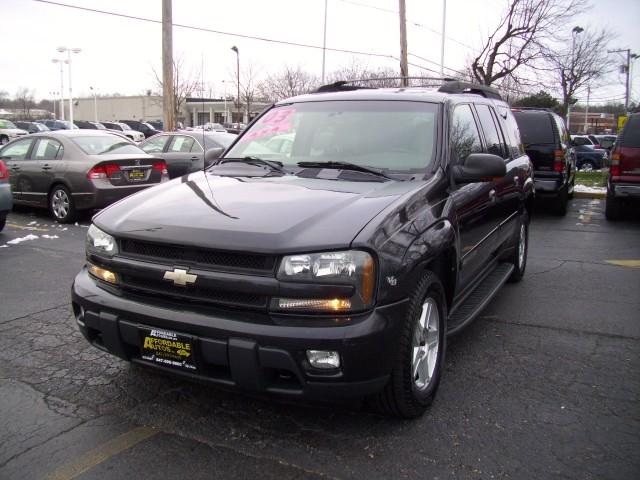 2003 Chevrolet TrailBlaze 4x4 LT