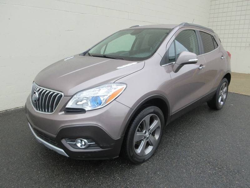 2014 Buick Encore Leather AWD 4dr Crossover