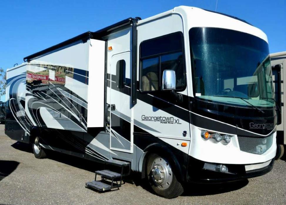 2017 Forest River Georgetown 377TS, 2