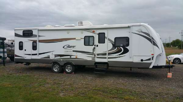 2012 Cougar X-Lite 29BHS