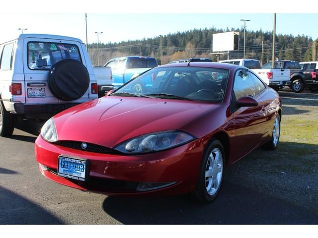 1999 Mercury Cougar V6 Hatchback