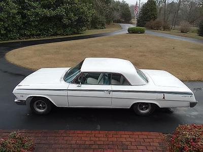 1962 Chevrolet Impala -- 1962 CHEVROLET IMPALA....V8.....AUTOMATIC TRANSMISSION