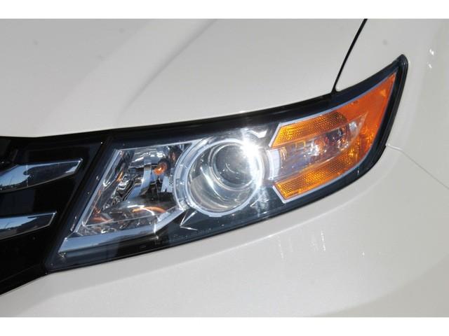 2015 Honda Odyssey Touring Elite Premium