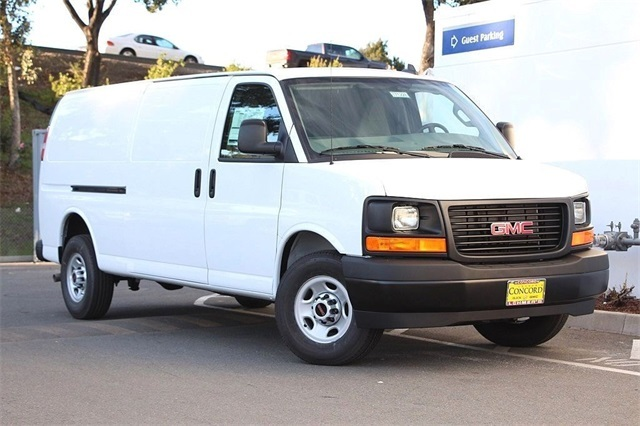 2017 Gmc Savana G3500 Cargo Van