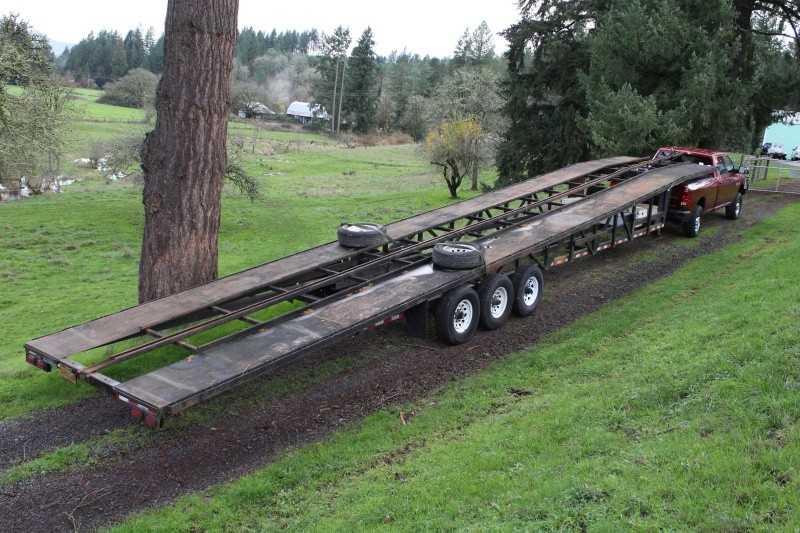 Car Hauling Trailers For Sale In Oregon