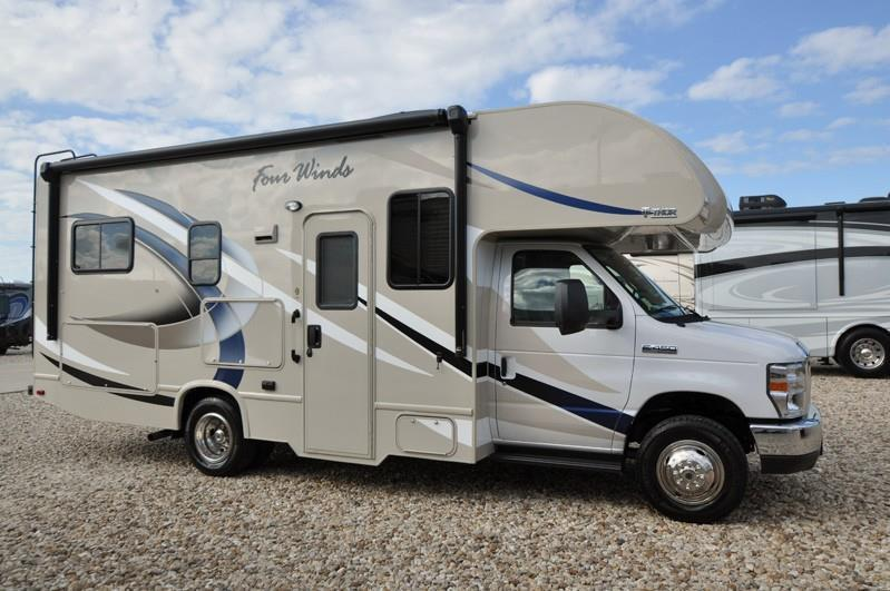 2017 Thor Motor Coach Four Winds 23U RV for Sale at MHSRV W/15