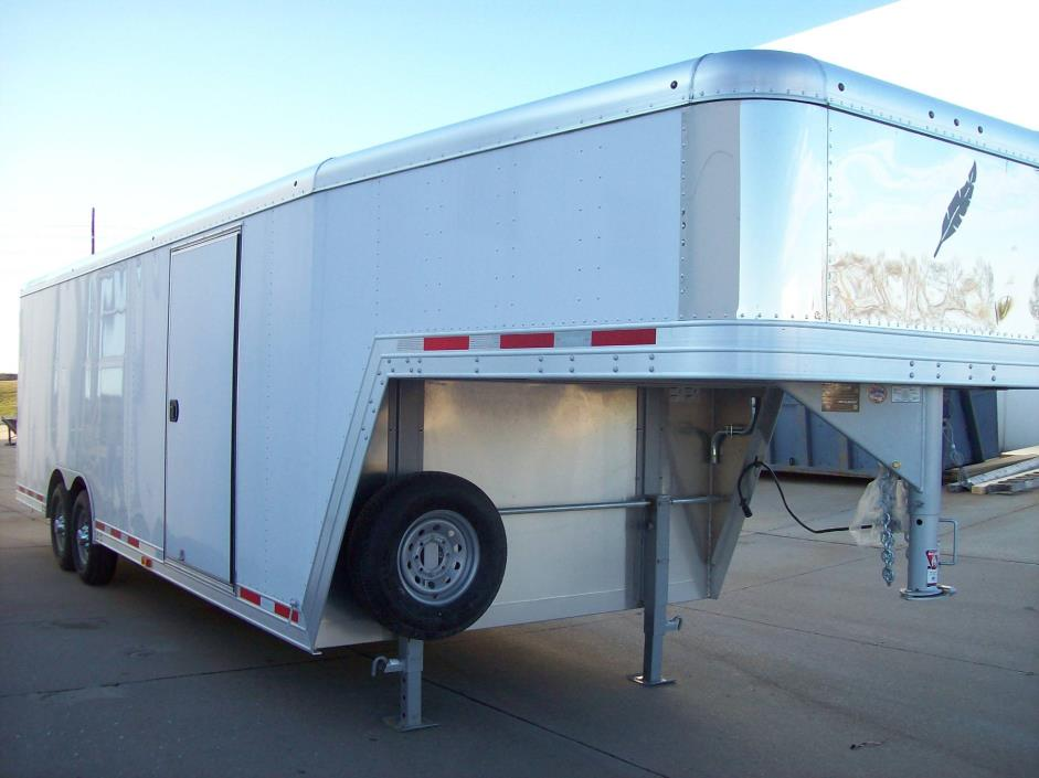 2016 Featherlite Trailers 4941-0024