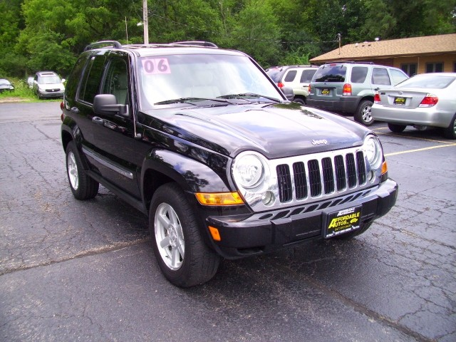 2006 Jeep Liberty 4dr 4x4 Limited Edition