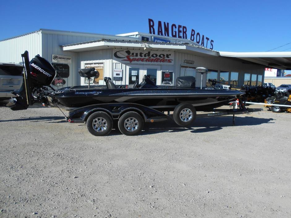 2012  Ranger  Z521 Comanche