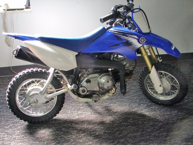 Yamaha ttr 50 motorcycles for sale for Yamaha ttr models