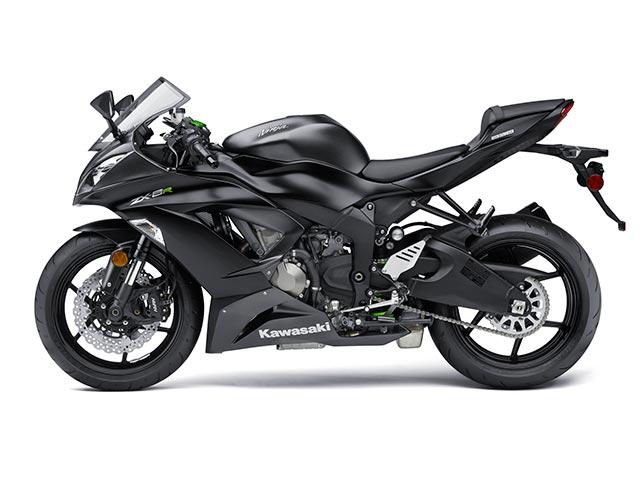2015  Kawasaki  Ninja ZX™-6R