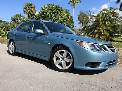 2008 Saab 9-3 2.0T RARE COLOR ! SUNROOF ! HEATED SEATS ! LEATHER EXTREMELY RARE COLOR ! SUNROOF ! HEATED SEATS ! LEATHER ! CALL US 754-422-5284 !