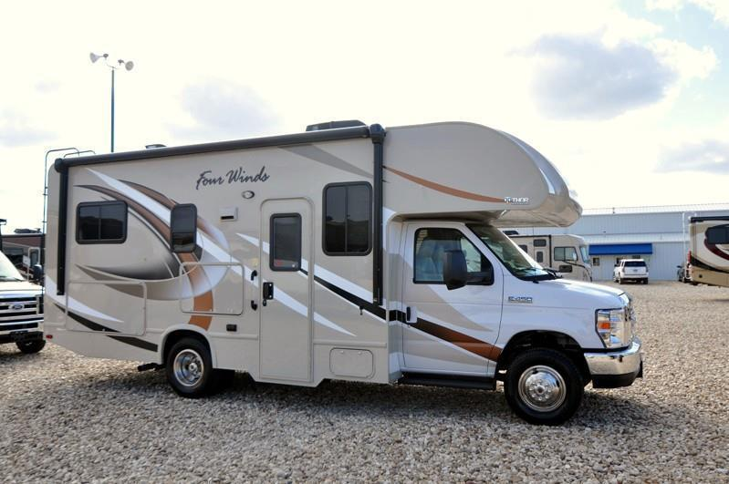 2017 Thor Motor Coach Four Winds 23U Class C RV for Sale W/15K