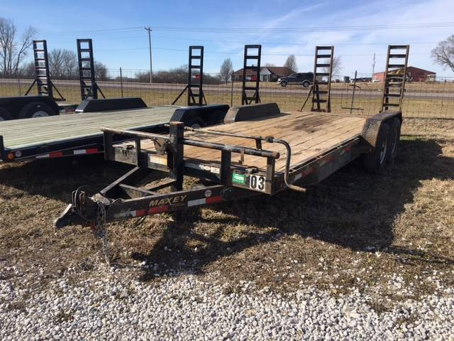 2014  MAXEY TRAILERS   MAXEY TRAILER