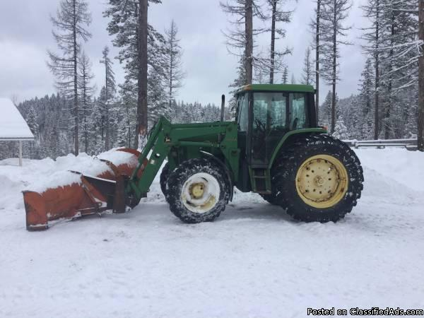 John Deere 6400 Tractor For Sale in Flathead Valley, Montana  59936