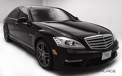 2012 Mercedes-Benz S-Class S65 AMG 2012 Mercedes-Benz S65 AMG