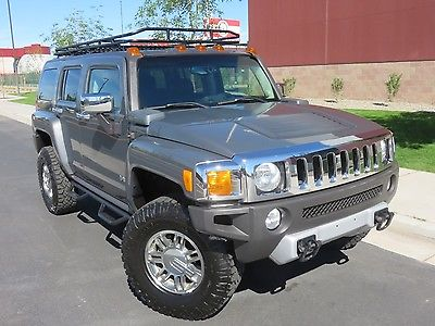 2008 Hummer H3 ALPHA 2008 Hummer H3 Alpha, 5.3L V8, 4WD, Sunroof, Roof Rack, Custom Navigation, WOW
