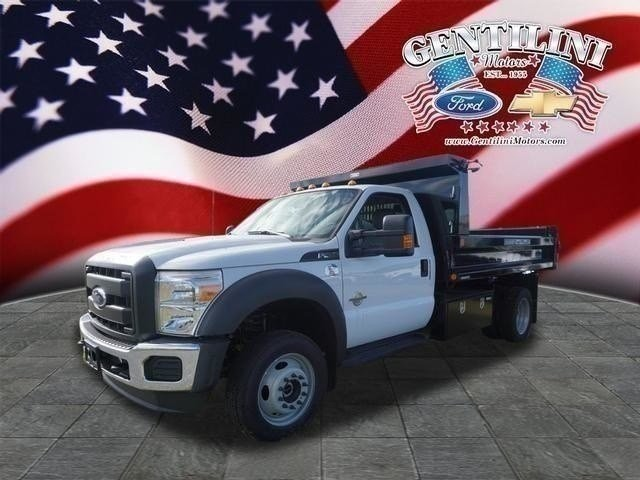 2016 Ford Super Duty F-450 Drw  Contractor Truck