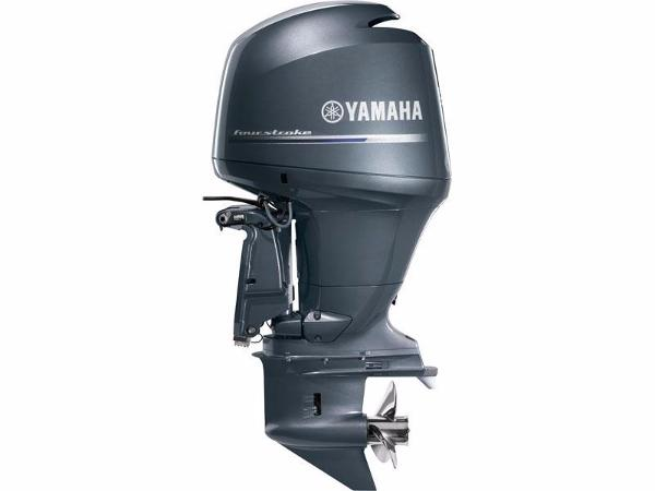2017 Yamaha Marine F150 XB