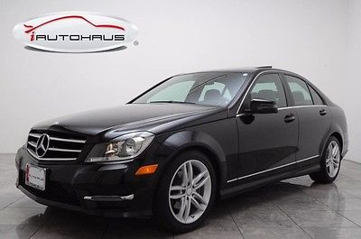 2014 Mercedes-Benz C-Class port Warranty Becker Navi