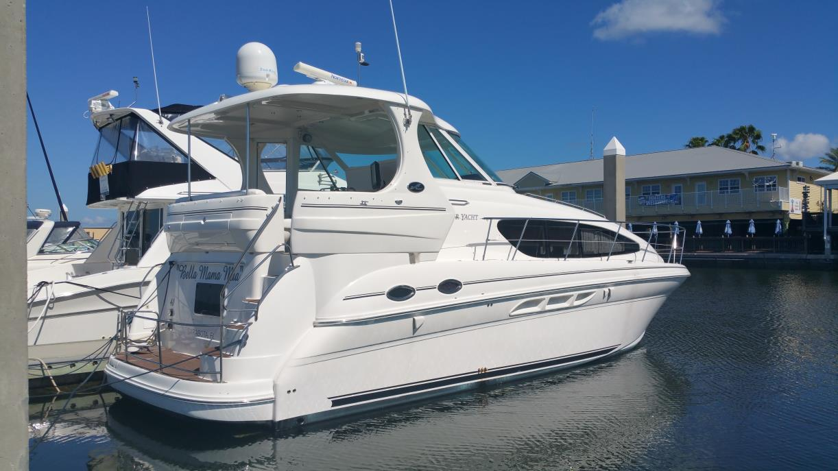 Motor yachts for sale in st pete beach florida for Motor yachts for sale in florida