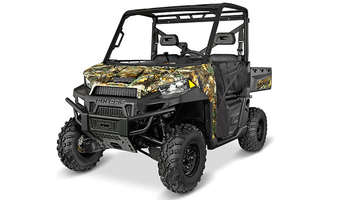 2016 Polaris Ranger Xp 900 Pursuit Camo