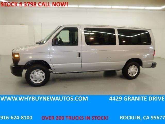 2008 Ford E150  Passenger Van