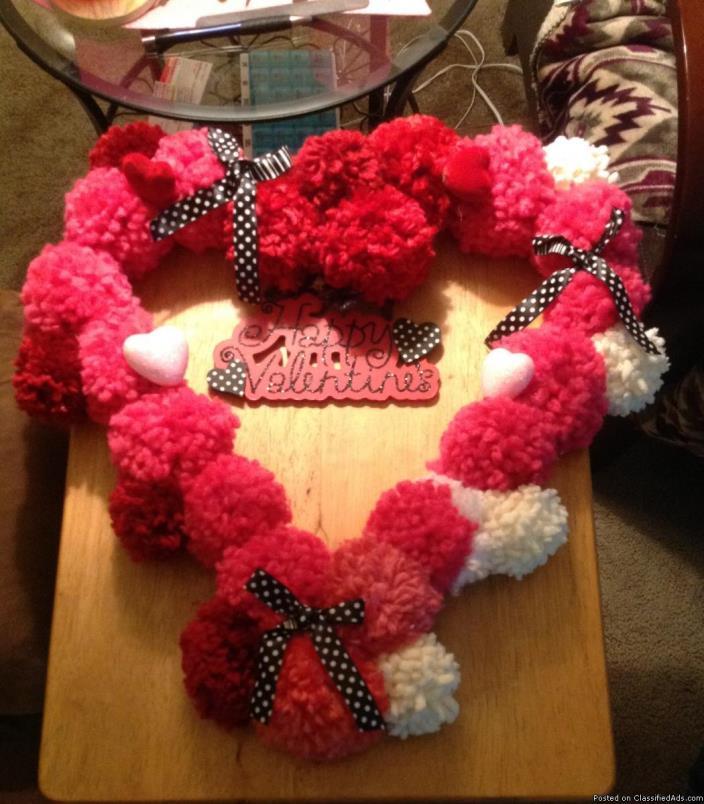 Homemade Wreaths
