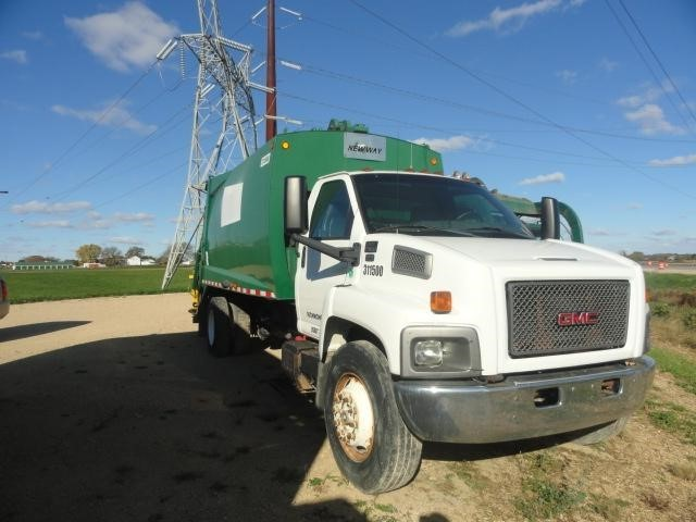 2005 Gmc C7500  Cab Chassis