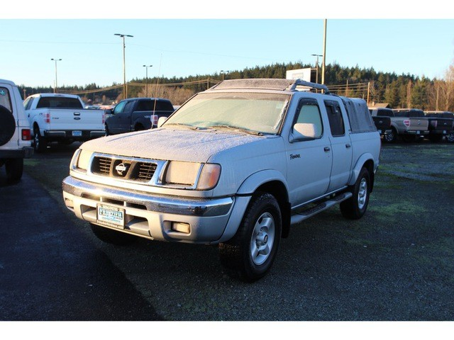 Frontier Ford Anacortes >> 2000 Nissan Frontier 4x4 Cars for sale