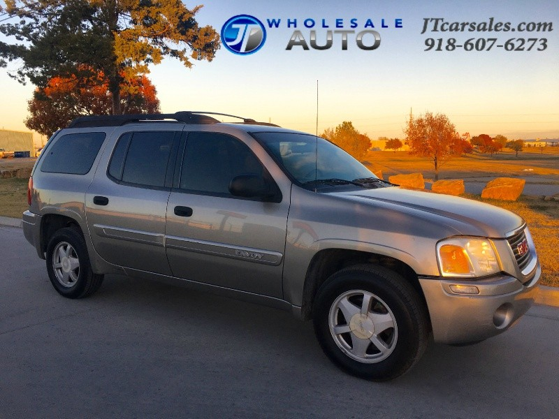 2003 GMC Envoy XL SLT *CARFAX *3rd Row *Runs Great