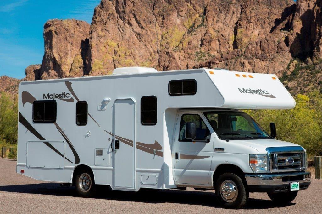 2012 Thor Motor Coach Majestic 23A