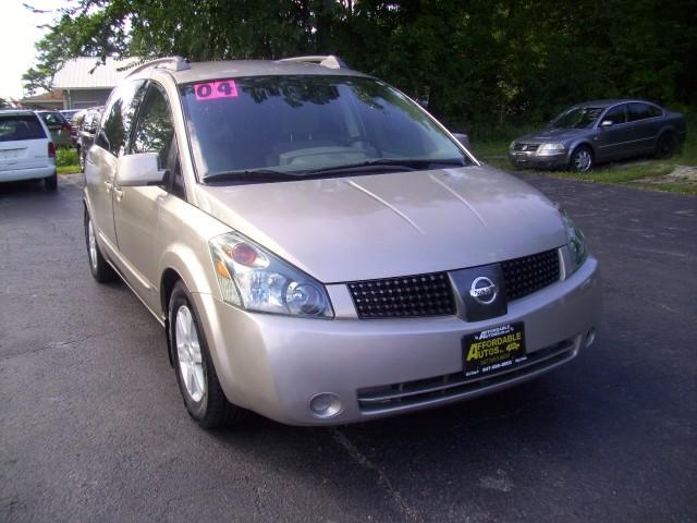 2004 Nissan Quest 4dr Front-wheel Drive 3.5
