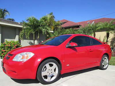 2007 Chevrolet Cobalt SS COUPE LOW Mileage 2007 Cobalt SS! Automatic CD Sunroof Brand New Tires! Sporty & Clean