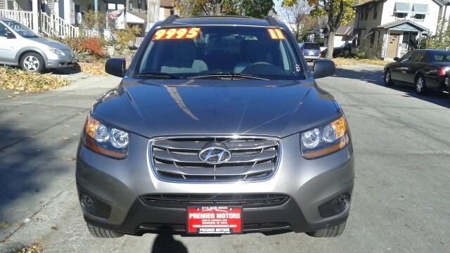 2011 Hyundai Santa Fe GLS 4dr SUV
