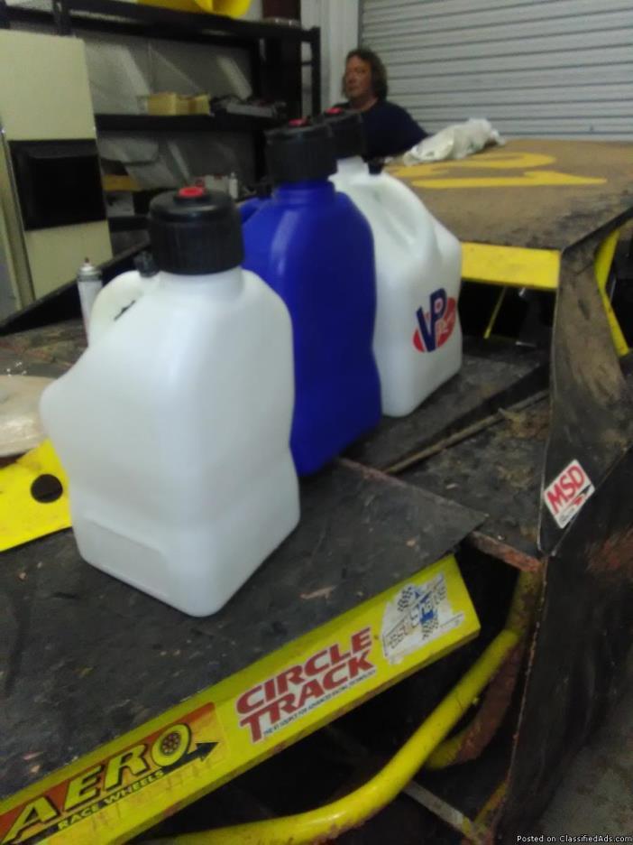 Fuel bottles