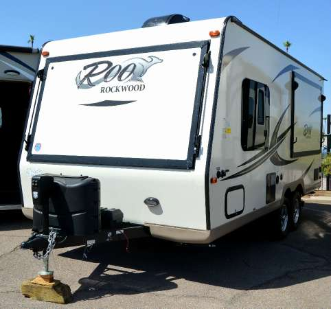 Forest River Rockwood Roo 183 Rvs For Sale