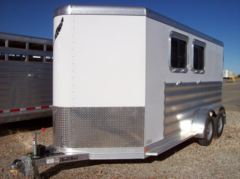 2017 Featherlite Trailers 9409-672H