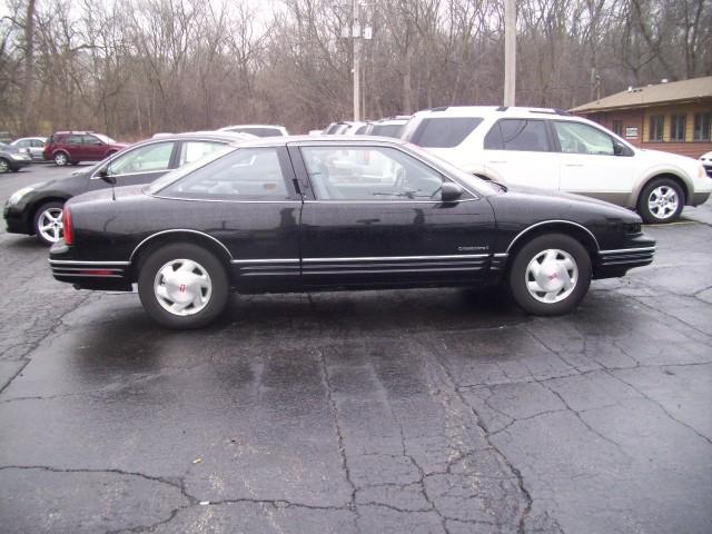 1992 Oldsmobile Cutlass Su 2dr Coupe S