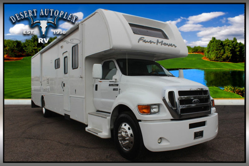 2006 Four Winds Funmover 39D Super C Diesel RV