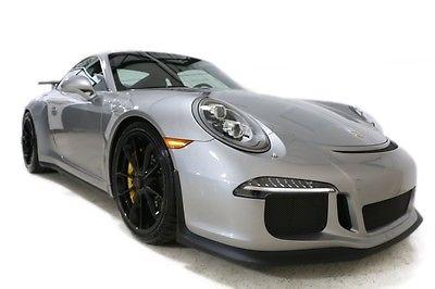 2015 Porsche 911 GT3 Coupe 2-Door 2015 Porsche 911 GT3 Coupe 2-Door 3.8L