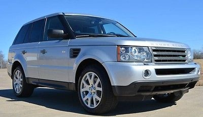 2009 Land Rover Range Rover Sport HSE LUX 2009 Range Rover Sport HSE LUX Luxury Interior Package One Owner Low Miles Nice!