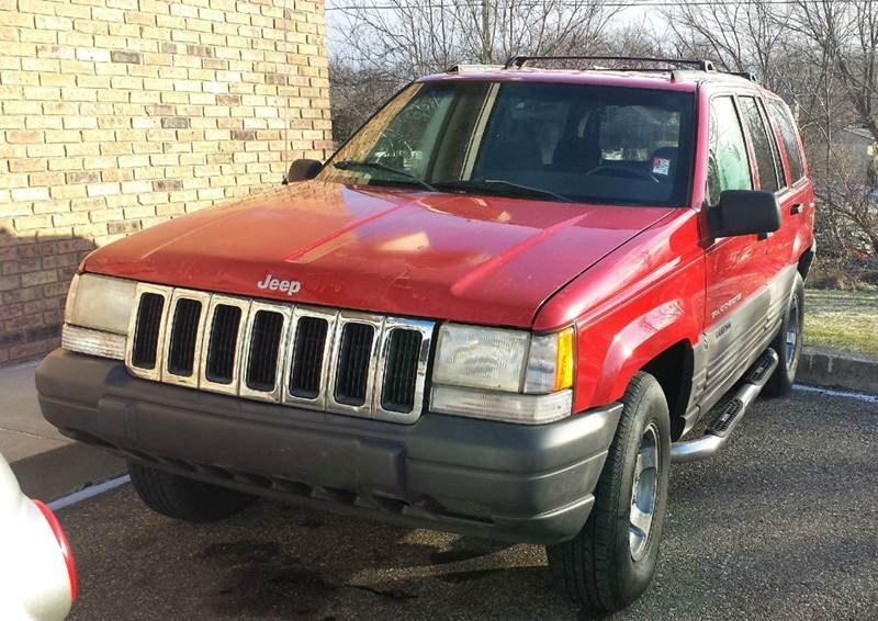 jeep cherokee cars for sale in michigan. Black Bedroom Furniture Sets. Home Design Ideas