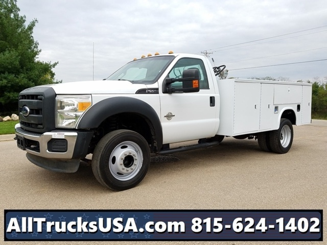 2012 Ford F550  Utility Truck - Service Truck