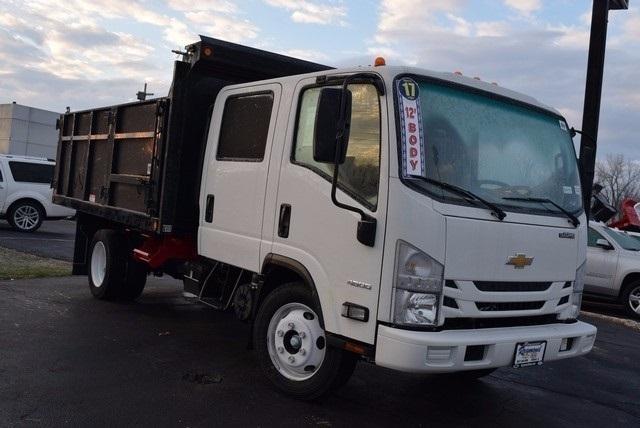 2016 Chevrolet 4500 Lcf Contractor Truck