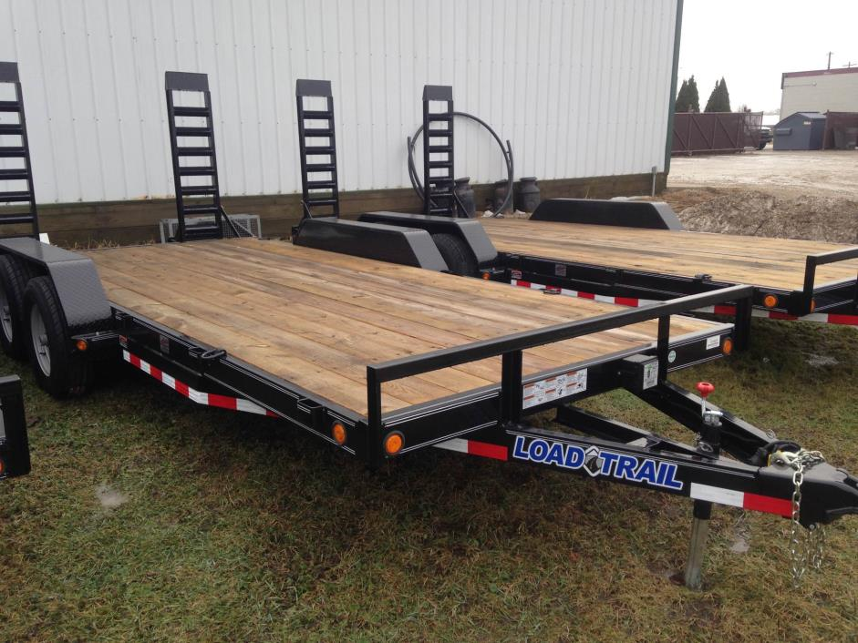 2017 Load Trail 10 400# EQUIP
