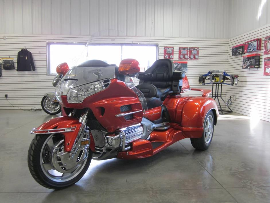 2003 Hannigan GL1800