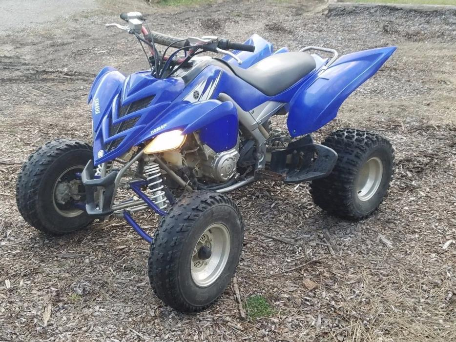 2006 yamaha 700 raptor motorcycles for sale
