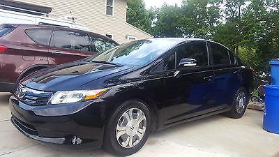 2012 Honda Civic Hybrid-L Sedan 4-Door 2012 Honda Civic Hybrid-L Sedan 4-Door 1.5L
